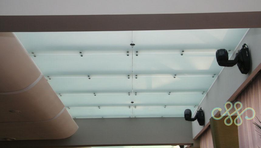 Подвесные стеклянные потолки своими руками - Astro-athena.Ru
